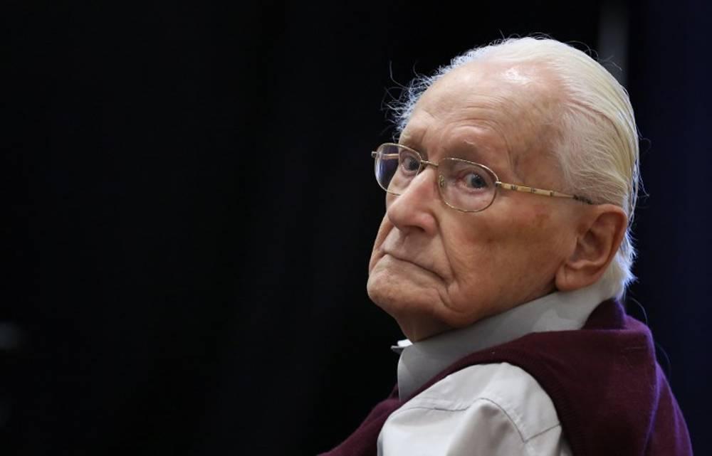 """El """"Contador de Auschwitz"""" de 96 años pierde apelación: irá a la carcel"""