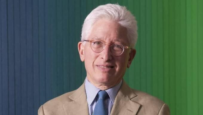 El ex director del Museo de Israel James Snyder (Elie Posner, Museo de Israel, Jerusalém)