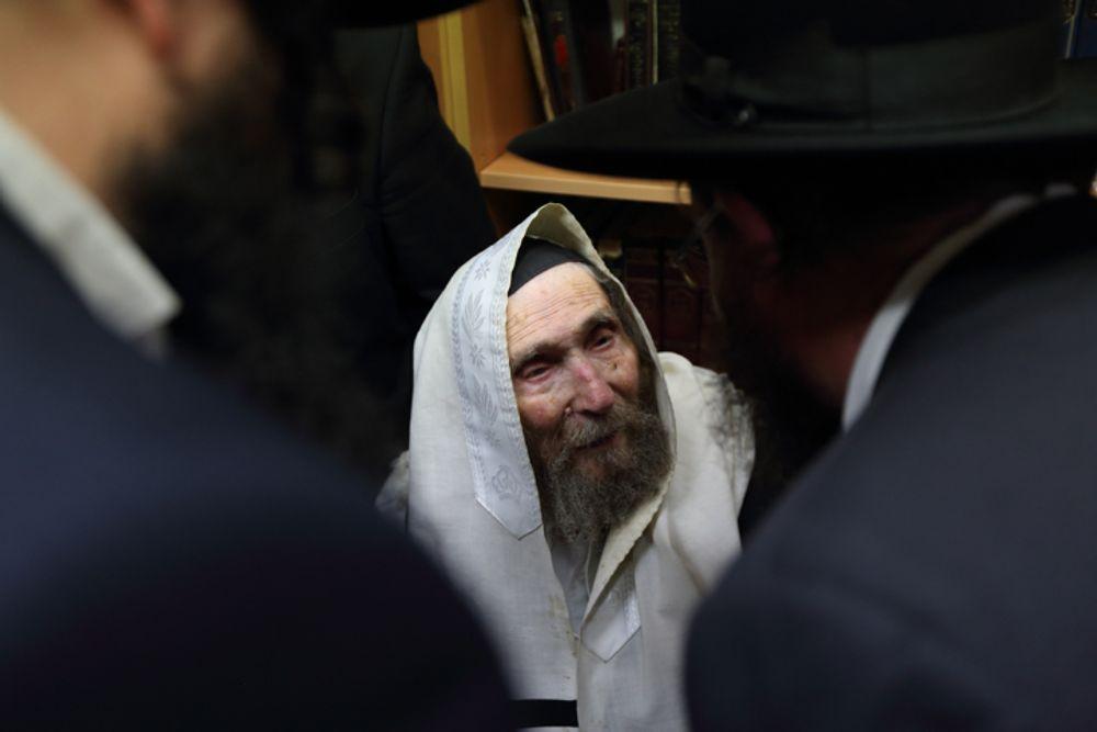 El rabino Shteinman fallece a los 104 años