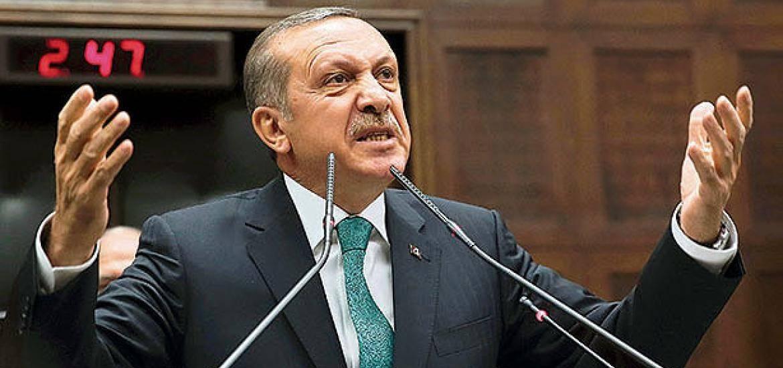 Erdogan: Hamas no es una organización terrorista