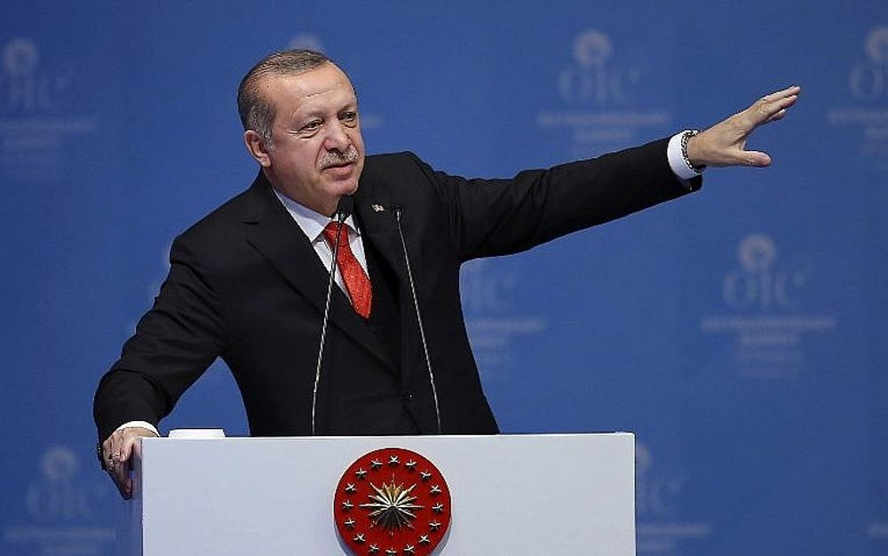 """Erdogan: """"Trump tiene una mentalidad evangélica sionista"""""""