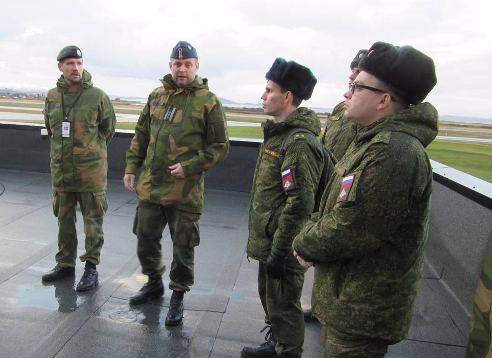 Expertos rusos tuvieron acceso al F35, en Noruega