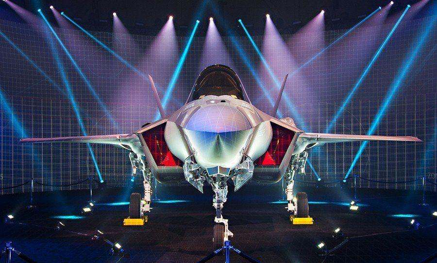 """Las impresionantes innovaciones tecnológicas del avión F35 """"Adir"""""""
