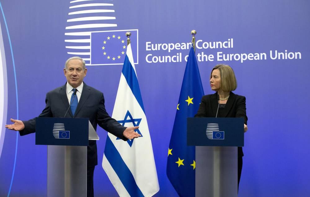 """Netanyahu a la UE: """"los judíos en los guetos en Europa susurraban «el próximo año en Jerusalém»"""""""