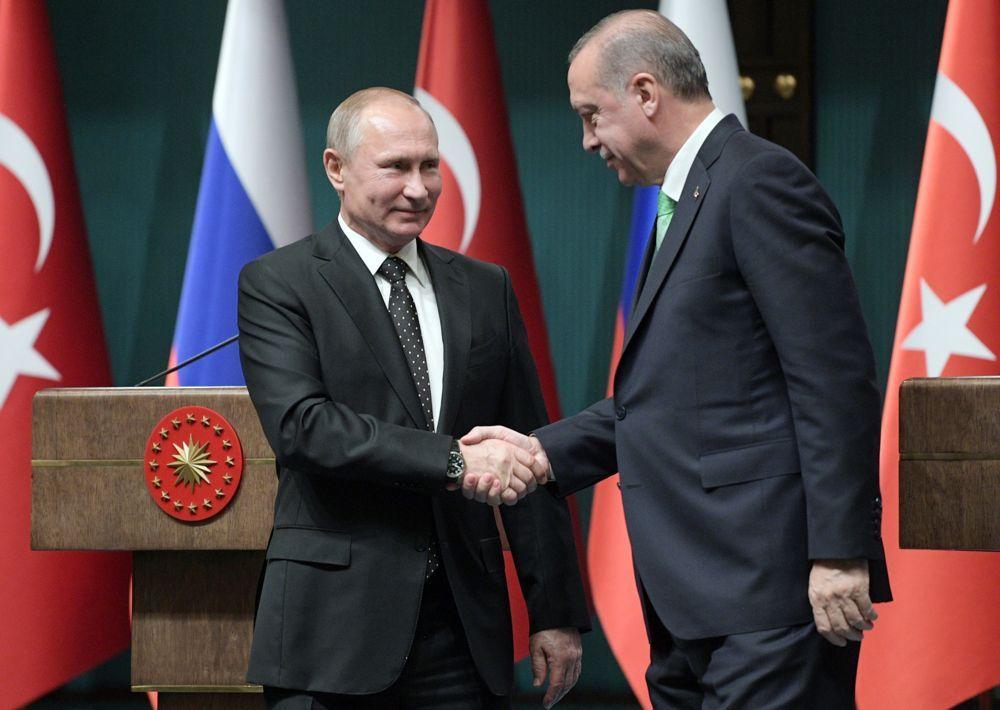 Erdogan y Putin condenan la decisión de Trump sobre Jerusalém - Noticias de Israel
