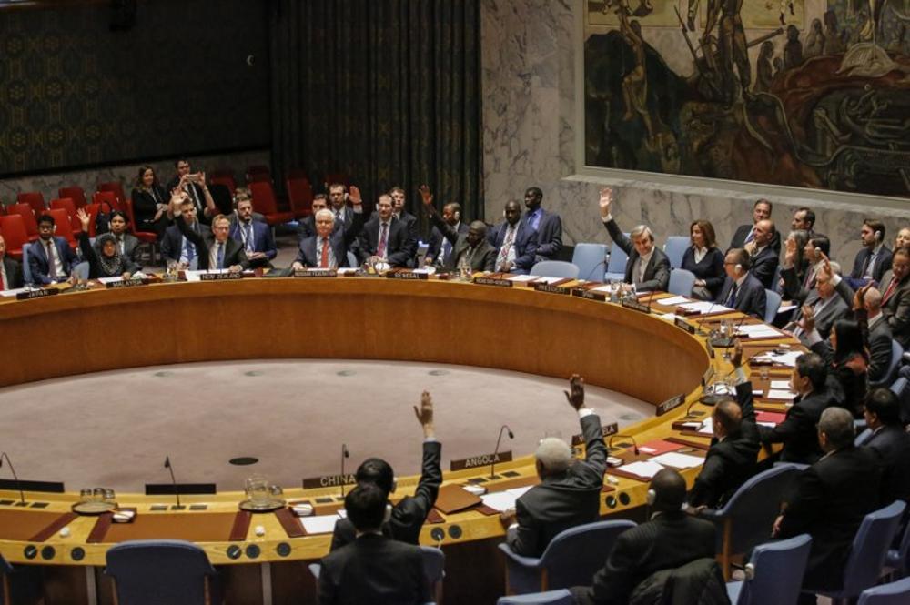 Consejo de Seguridad de la ONU votará el lunes el rechazo a la decisión de EE.UU sobre Jerusalém