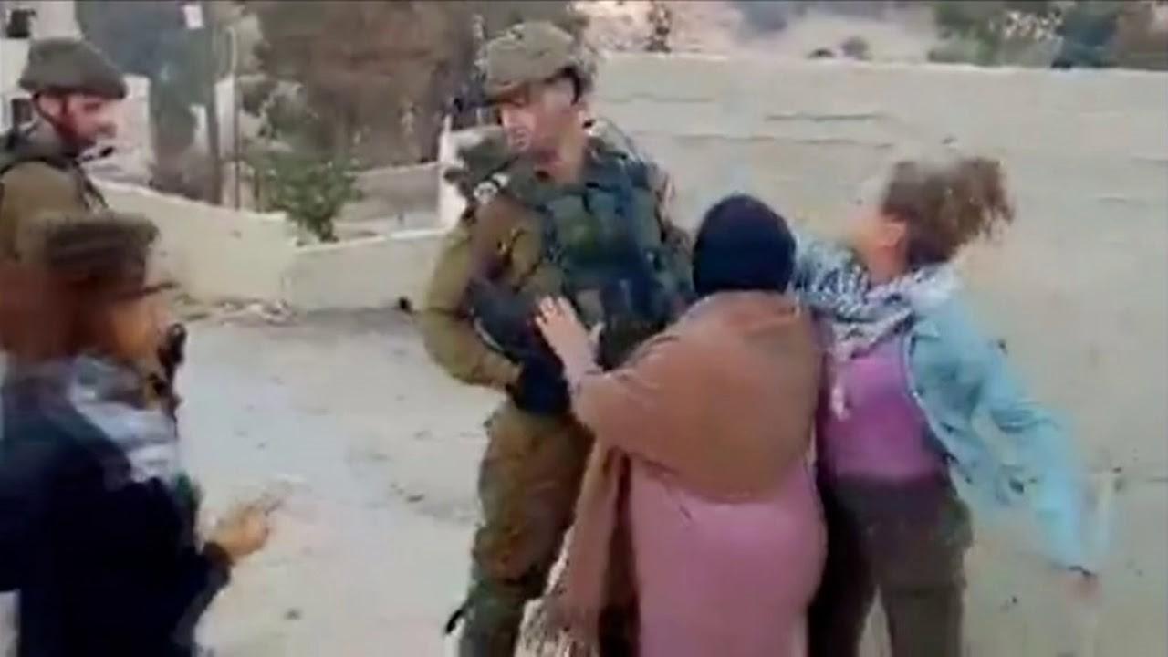Ahed Tamimi - Violenta joven árabe