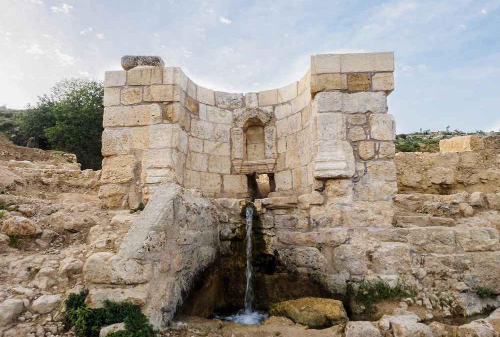 """Arqueólogos revelan un descubrimiento """"extraordinariamente bello"""" en las colinas de Jerusalem"""