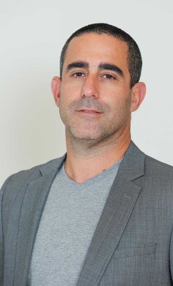 Boaz Gur Lavie, cofundador del Centro para la Innovación Digital (CDI) (Cortesía: CDI)