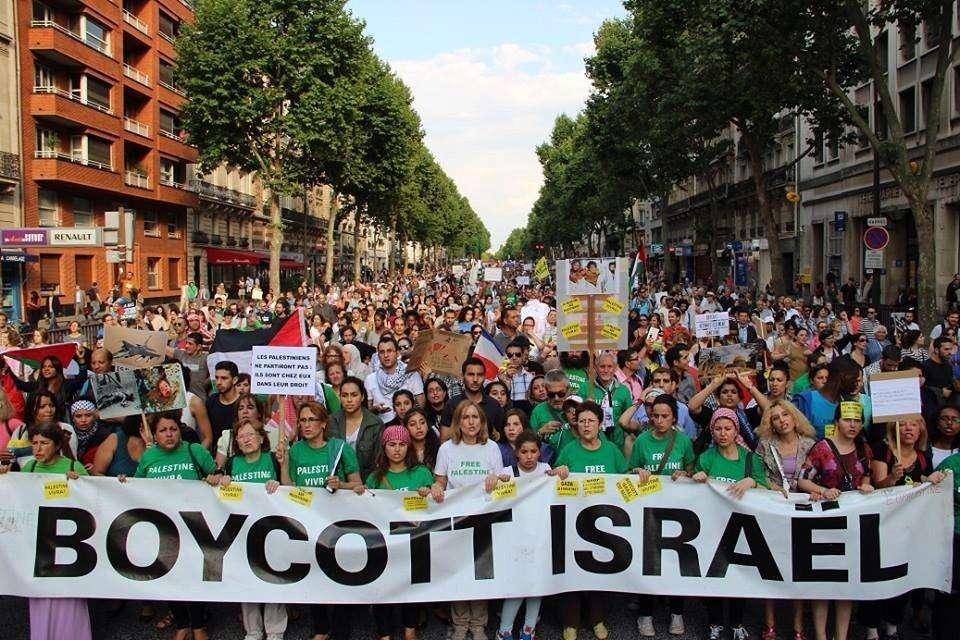 ¿Así que quieres boicotearme? adelante... Boicot a Israel - BDS