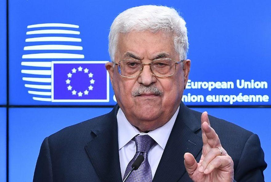 """Abbas insta a la UE a """"reconocer el Estado de Palestina para seguir forjando nuestra ancestral cultura de paz"""