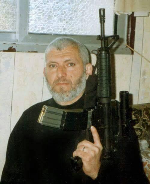El terrorista Nassar Jarrar
