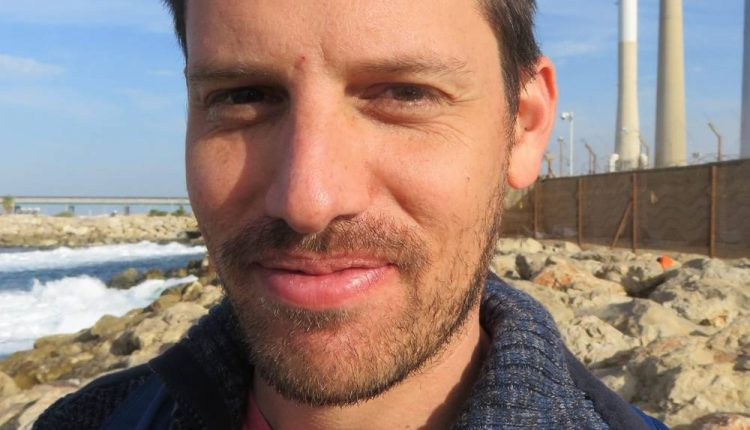 Eyal Beigel. (Foto: Moshe Gilad)