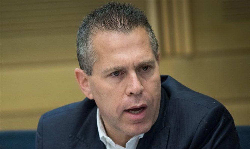 Gilad Erdan critica a Ayman Odeh