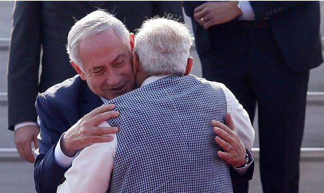 Grandes amigos (Reuters)