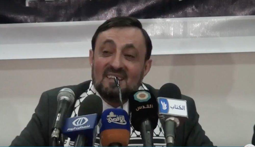 Líder superior de Hamas Imad al-Alami. (Youtube)