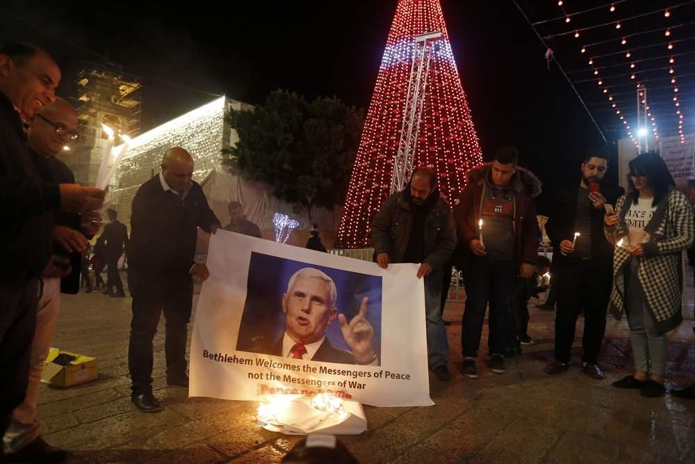 La Casa Blanca niega que el viaje de Pence a Israel haya sido cancelado