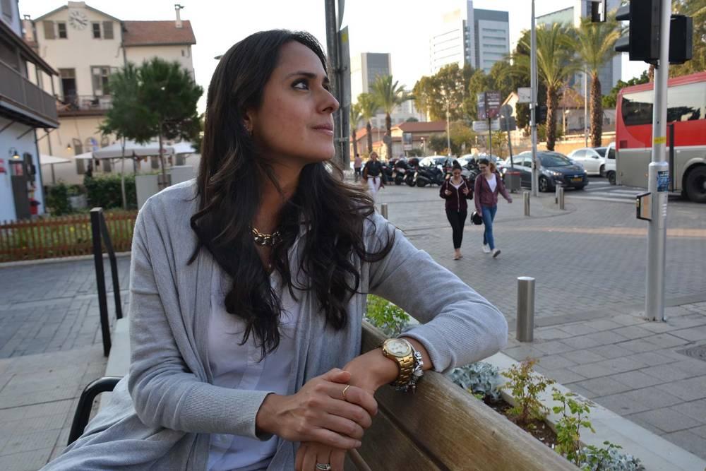 Mariana, llegó de México para estudiar en Israel y a los tres meses conoció a su actual novio