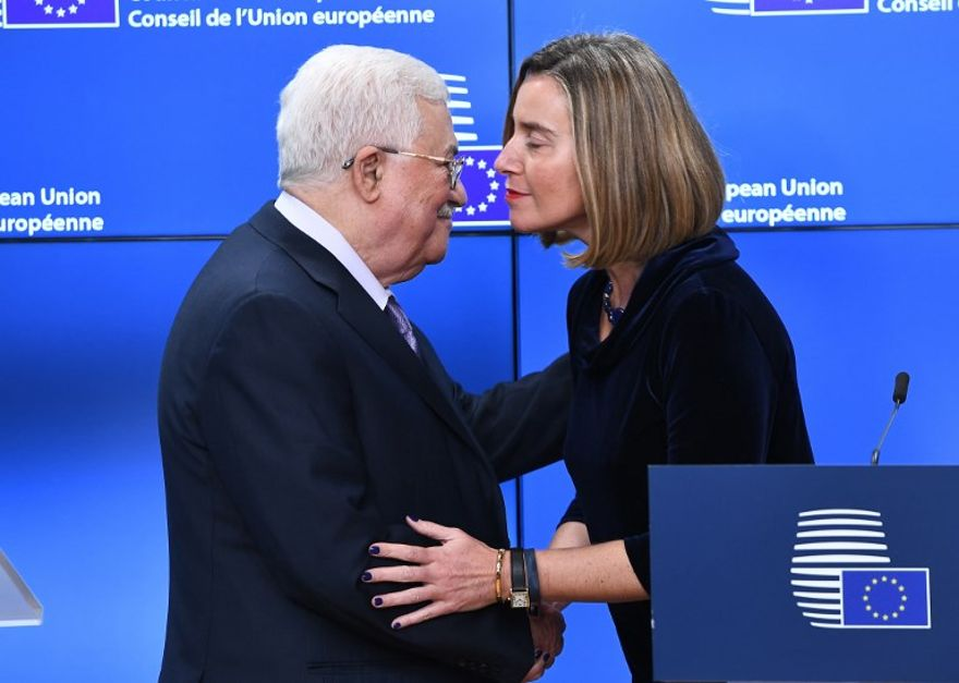 Mogherini: La UE está lista para asumir un papel central en el proceso de paz