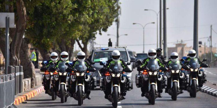Miles de policías se despliegan antes de la visita de Mike Pence a Israel