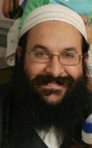 Rabino Raziel Shevach, que fue asesinado en un ataque terrorista en Judea y Samaria el 9 de enero de 2017 (cortesía)