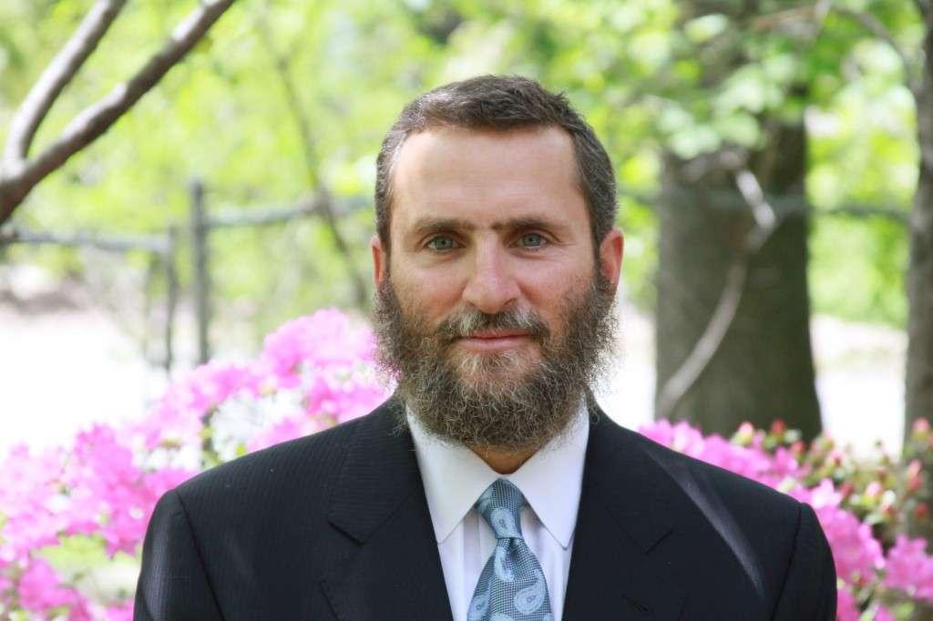 Rabbi Shmuley Boteach (Courtesy)
