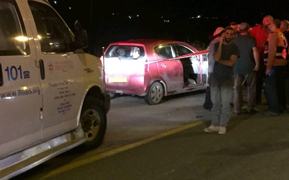 Judío asesinado en ataque terrorista cerca de Havat Gilad en Samaria