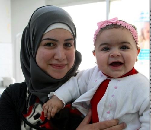 """UNRWA afirma que este niño, que fue fotografiado en 2015 en Siria, es un """"refugiado palestino"""""""