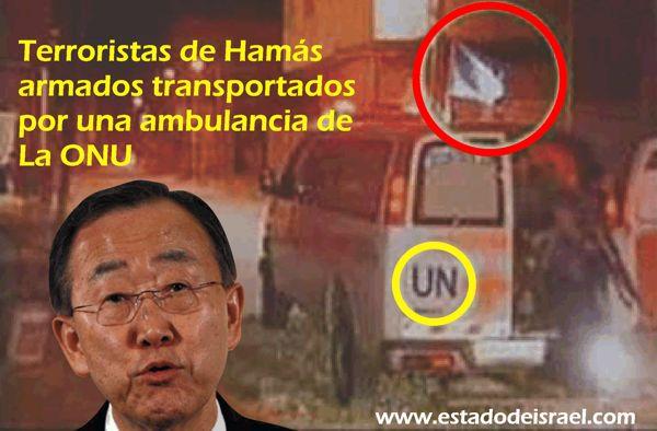 ambulancia ONU