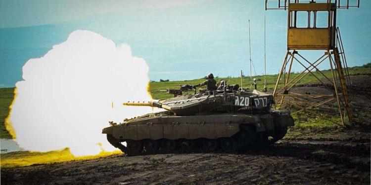 Ejército de Israel simula guerra en el Líbano, en medio de tensiones con Irán, Hezbollah