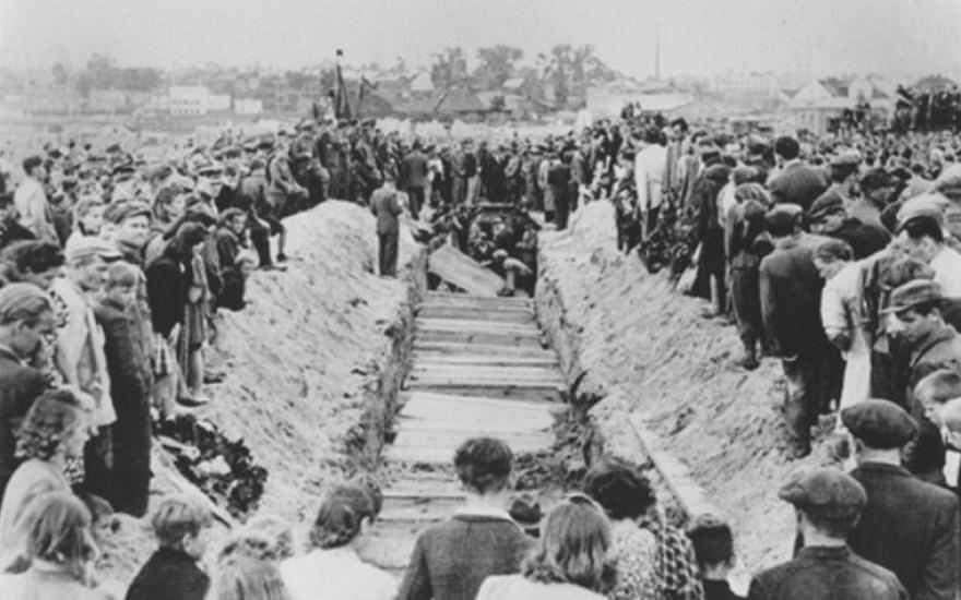 El día en el que civiles polacos masacraron a 46 judíos