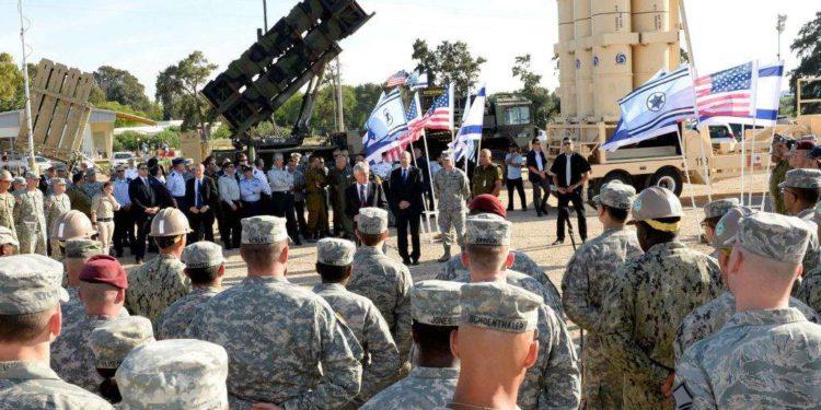FDI y tropas estadounidenses se preparan para simulacro de ataque con misiles masivos contra Israel