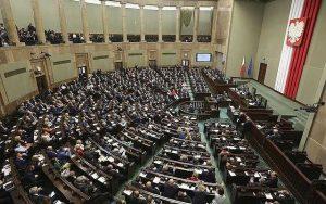 Foto ilustrativa del parlamento polaco 6 de octubre de 2016. (Czarek Sokolowski / AP)