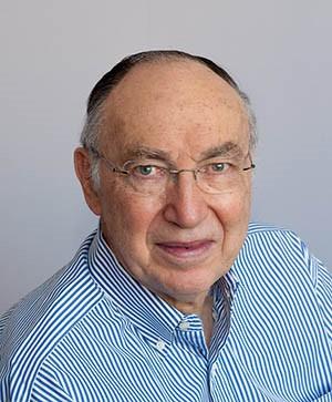 Editor fundador de la Revista de Arqueología Bíblica, Hershel Shanks. (cortesía)