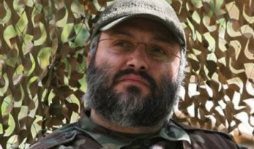 Imad Mughniyeh de Hezbollah, que fue muerto en 2008. (CC BY-SA, Wikimedia Commons)