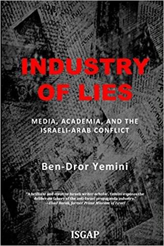 Industry of Lies, por Ben-Dror Yemini