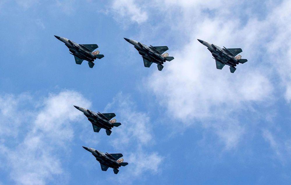 Israel ataca objetivos de Hamas y Jihad Islámica en respuesta al bombardeo