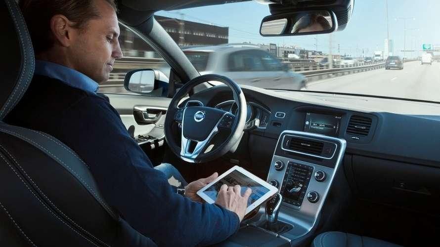 Los vehículos autónomos dan pequeños pasos en las carreteras de Israel