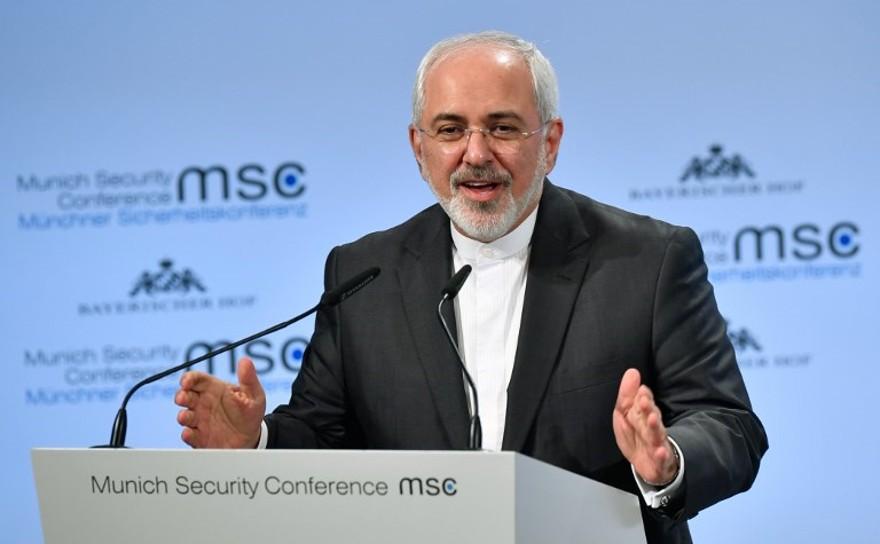 """Zarif, ministro de exteriores de Irán sobre discurso de Netanyahu: """"un circo caricaturesco"""""""