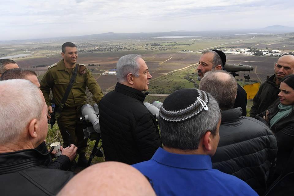El régimen sirio llega a la frontera con Israel