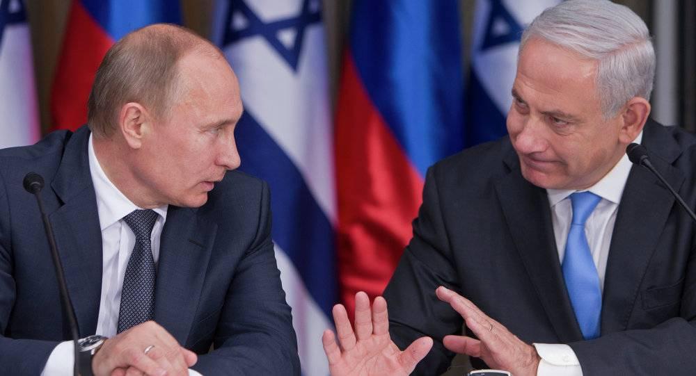 Israel insta a Rusia a evitar una nueva escalada en Siria