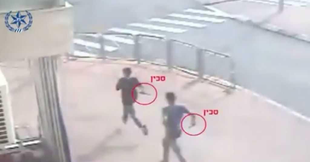 Sobre los niños palestinos presos en Israel