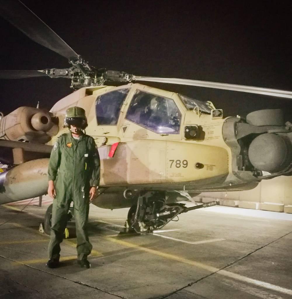 Piloto israelí que derribó el dron iraní relata el momento de la interceptación