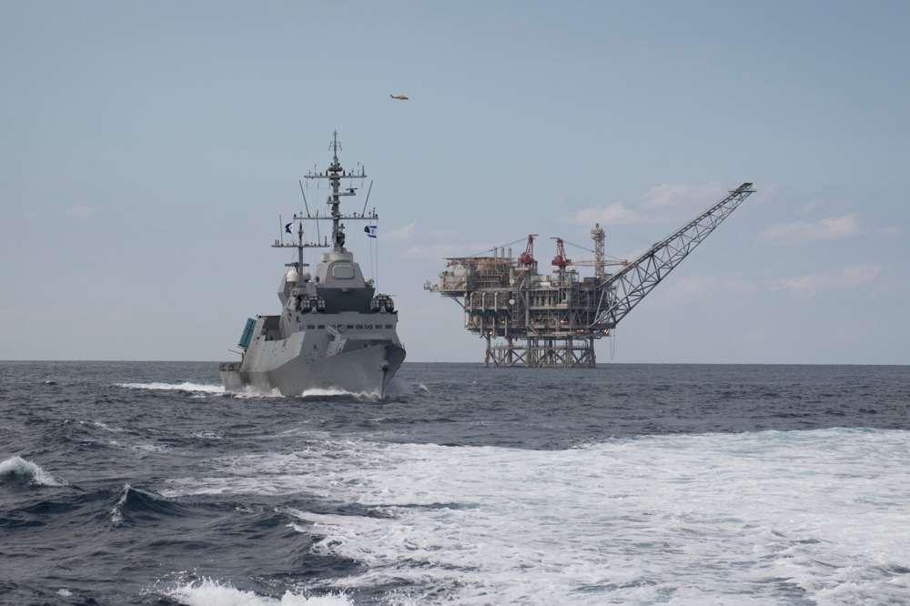 Hezbollah amenaza con atacar las plataformas de gas de la costa de Israel
