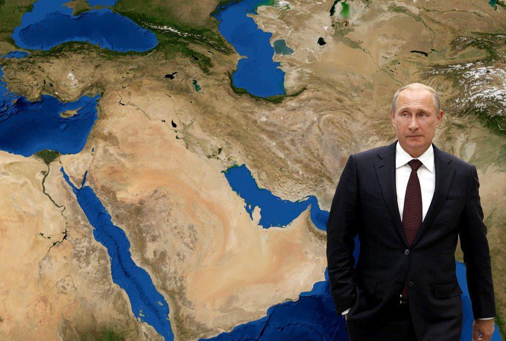 """Rusia está llenando el vacío que deja Irán en el este de Siria mientras se repliegan """"huyendo"""" del Coronaviru"""