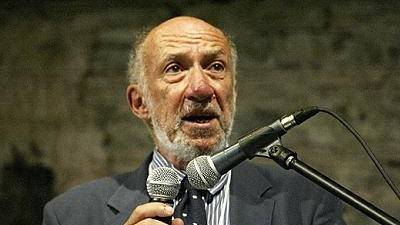 Richard Falk (crédito de la foto: UN Watch)