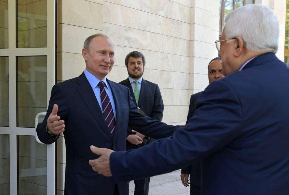 Abbas y Putin hablarán sobre un nuevo mecanismo de negociaciones de paz al margen de EE.UU