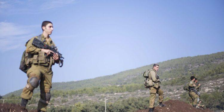 FDI reporta disparos a lo largo de la frontera entre Israel y Líbano