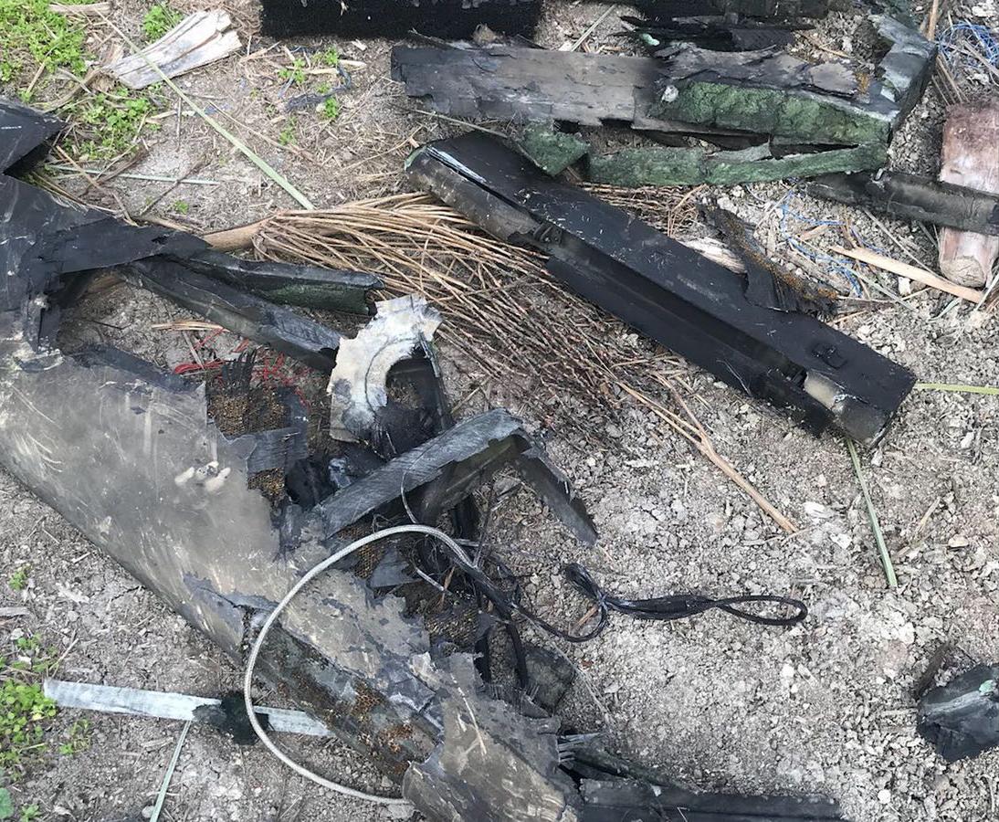 UAV iraní que ingresó a espacio aéreo israelí está basado en dron de EE.UU capturado por Irán en 2011