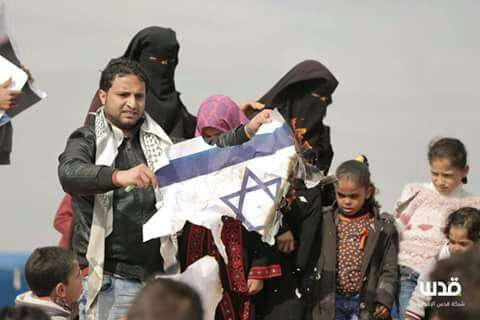 Árabes usan niños en sus provocaciónes contra Israel en la valla fronteriza con Gaza (Foto: Walla.co.il)
